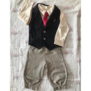 ベルメゾン(ベルメゾン)の90cm男の子フォーマル(ドレス/フォーマル)