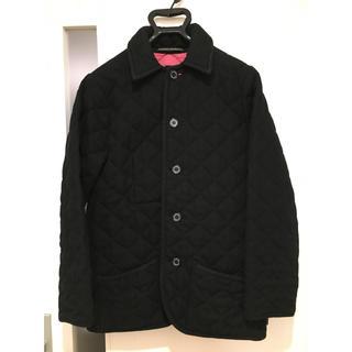 MACKINTOSH - Traditional Weatherwear キルティングジャケット 黒 38