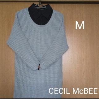 セシルマクビー(CECIL McBEE)の【214】《CECIL McBEE》ニット(ニット/セーター)