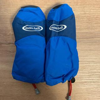 モンベル(mont bell)のモンベル キッズ スキー手袋 4〜6歳用(手袋)