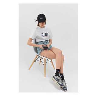 韓国 オルチャン OlOl Tシャツ ホワイト L(Tシャツ(半袖/袖なし))