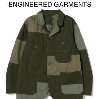 エンジニアードガーメンツ(Engineered Garments)のガーメンツ LOGGER JACKET - COTTON HEAVY TWILL(カバーオール)