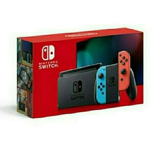 Nintendo Switch - 新型 ニンテンドースイッチ ネオンカラー