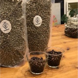 ガルテンビウォッシュド・ナチュラル飲み比べセット②【自家焙煎コーヒー豆】(コーヒー)