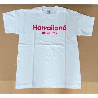 Hawaiian6 Tシャツ:IKKI NOT DEAD(難あり)(ミュージシャン)