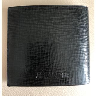 ジルサンダー(Jil Sander)のジルサンダー JIL SANDER  ウォレット 折り財布(箱付)(折り財布)