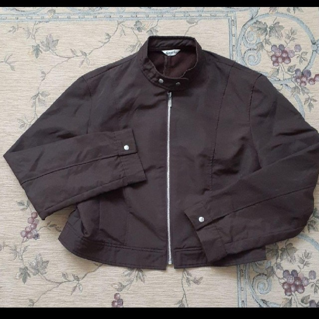 軽くって暖かいジャンパー レディースのジャケット/アウター(ブルゾン)の商品写真