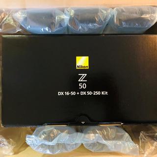Nikon - 「Nikon Z50 ボディ」+「DX 16-50mm VR」レンズキット
