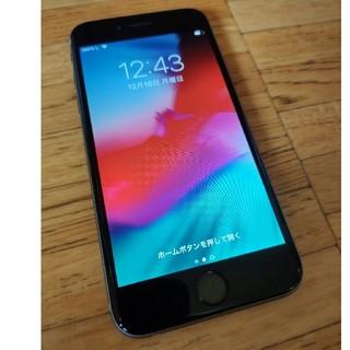 iPhone - iPhone6 スペースグレイ 64GB