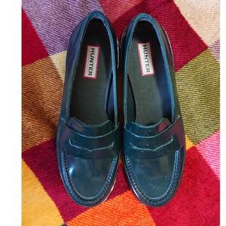ハンター(HUNTER)のHUNTER雨用パンプス23cm(レインブーツ/長靴)