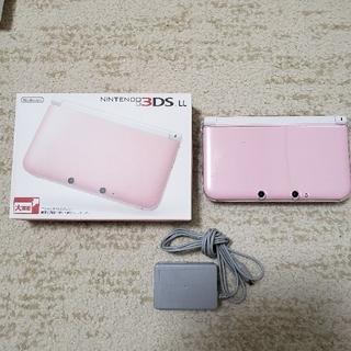 ニンテンドー3DS - 美品3DS LL。