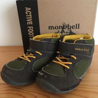 モンベル(mont bell)のモンベル  ベビーブーツ 15センチ(ブーツ)