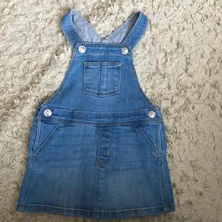 エイチアンドエイチ(H&H)の子供服 ジャンパースカート H&M (ワンピース)