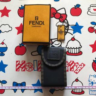 フェンディ(FENDI)のFENDI フェンディ 男女兼用 小物ケース入れ 正規品(タバコグッズ)