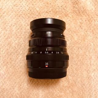 フジフイルム(富士フイルム)のころんサマ様 【美品】富士フイルム XF35mm F2 R WR (レンズ(単焦点))
