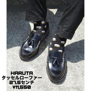 ハルタ(HARUTA)のHARUTA ハルタ タッセルローファー(スリッポン/モカシン)