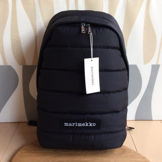 marimekko - 新品 marimekko Lolly マリメッコ バックパック ブラック