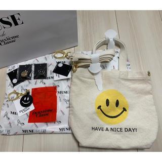 DEUXIEME CLASSE - 新品 💛 SMILEY FACE SMILE BAG 4点セット