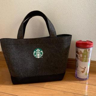 Starbucks Coffee - スタバ トートバッグ、タンブラーセット