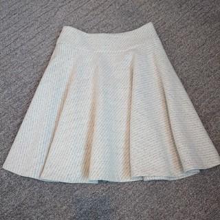 ジュエルチェンジズ(Jewel Changes)の新品 ジュエルチェンジズ ウールスカート サイズ34(ひざ丈スカート)