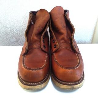 レッドウィング(REDWING)のレッドウイング 875 ワークブーツ 8E(ブーツ)