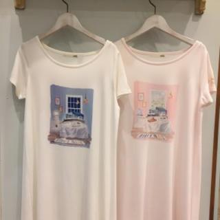 ジェラートピケ(gelato pique)のgelatopiqué ジェラートピケ  morningTシャツ(ルームウェア)