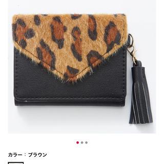 しまむら - 未使用! しまむら MUMU アニマルミニ財布