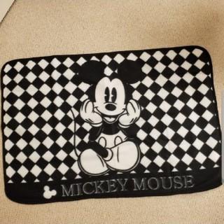 ミッキーマウス(ミッキーマウス)のディズニー ミッキーマウスブランケット(おくるみ/ブランケット)