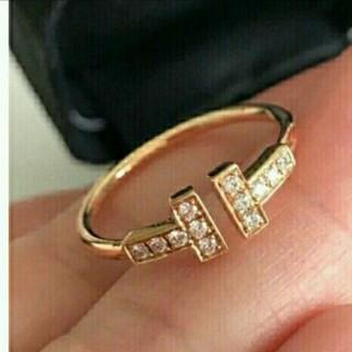 Tiffany & Co. - 美品Tiffany&Co ティファニー リング指輪 レディース 正規品
