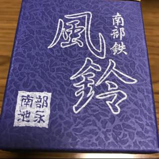 風鈴 南部鉄(風鈴)