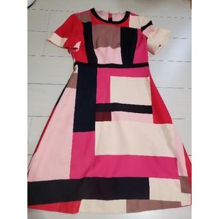 kate spade new york - ワンピース ピンク ドレス