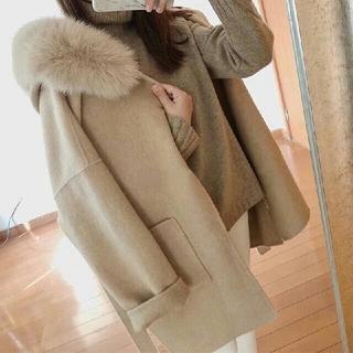 フェンディ(FENDI)のfend美しい冬のコート(ロングコート)