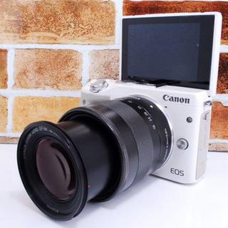 Canon - 【新春セール!】Canon EOS  M3 ホワイト