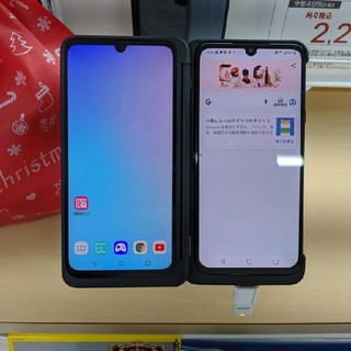 LG Electronics - lg g8x thinq