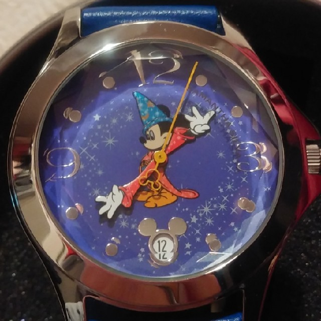 Samantha Silva(サマンサシルヴァ)のSamantha SILVA ミッキー 腕時計 レディースのファッション小物(腕時計)の商品写真