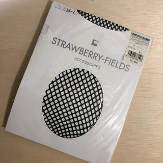 ストロベリーフィールズ(STRAWBERRY-FIELDS)の新品 ストロベリーフィールズ タイツ(タイツ/ストッキング)