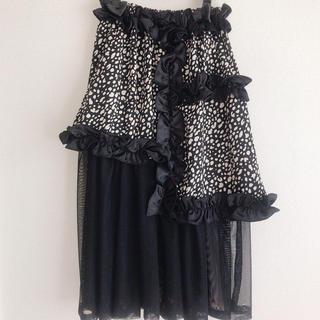 リルリリー(lilLilly)のリルリリー♡スカート(ロングスカート)