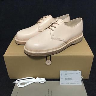 エンダースキーマ(Hender Scheme)の【新品】Hender Scheme × Dr.Martens  27.0cm(ドレス/ビジネス)