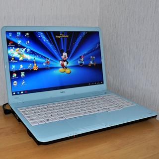 NEC - 高速 i5/Blu-ray/爆速新品SSD/超極上美品/女性の方に/1489