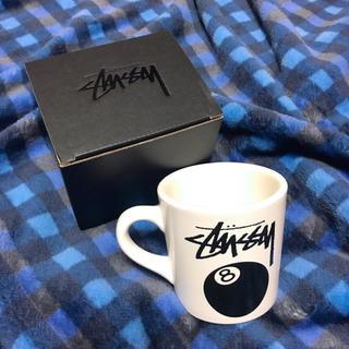 ステューシー(STUSSY)の【非売品】stussy マグカップ(グラス/カップ)
