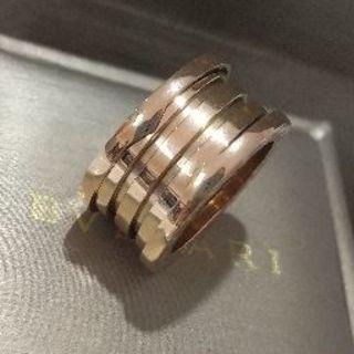 BVLGARI - 超美品 Bvlgariブルガリ リング 指輪 ファッション
