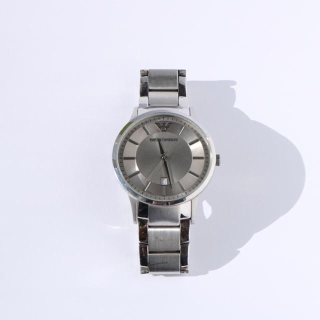 カルティエ パシャ オーバーホール 、 Emporio Armani - EMPORIO ARMANI アルマーニ 腕時計の通販 by しゅんぞー's shop
