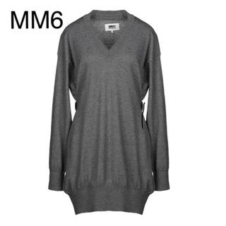 エムエムシックス(MM6)のMM6 ニットワンピース(ニット/セーター)