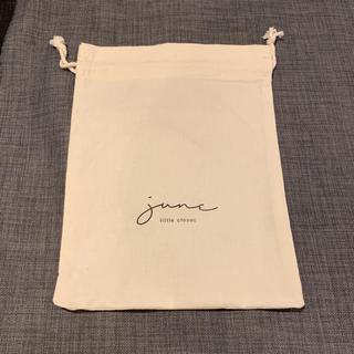 キャラメルベビー&チャイルド(Caramel baby&child )のjune little closet 巾着袋(その他)