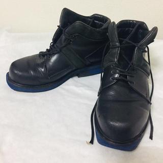 ビッケンバーグ(BIKKEMBERGS)のダークビッケンバーグ ブーツ 【レア】(ブーツ)