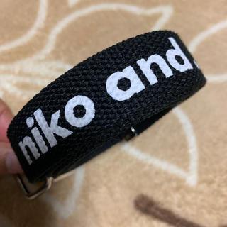 ニコアンド(niko and...)の【Niko and…】ベルト(ベルト)