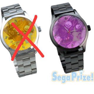 ポケモン - ピカチュウ クリスタルカットウォッチ 腕時計