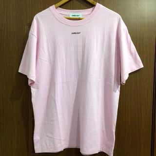 アンブッシュ(AMBUSH)のAmbush T-shirt Tシャツ ピンク(Tシャツ/カットソー(半袖/袖なし))