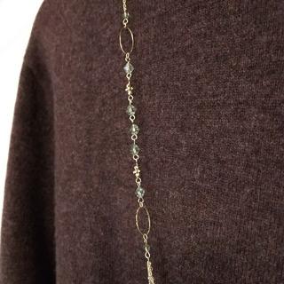 ロペピクニック(Rope' Picnic)のロペピクニック*ネックレス  未使用(ネックレス)
