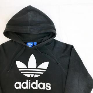アディダス(adidas)のadidas アディダス オリジナルス スウェット パーカー トレフォイルロゴ(パーカー)